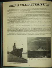 Page 6, 1980 Edition, Wainwright (CG 28) - Naval Cruise Book online yearbook collection