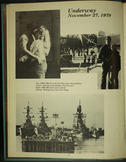 Page 8, 1980 Edition, Wainwright (CG 28) - Naval Cruise Book online yearbook collection