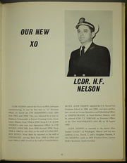 Page 15, 1967 Edition, Wainwright (DLG 28) - Naval Cruise Book online yearbook collection