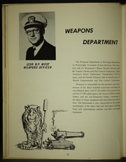 Page 16, 1967 Edition, Wainwright (DLG 28) - Naval Cruise Book online yearbook collection