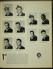 Page 17, 1967 Edition, Wainwright (DLG 28) - Naval Cruise Book online yearbook collection