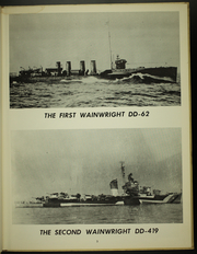 Page 9, 1967 Edition, Wainwright (DLG 28) - Naval Cruise Book online yearbook collection