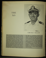 Page 10, 1969 Edition, Wainwright (DLG 28) - Naval Cruise Book online yearbook collection