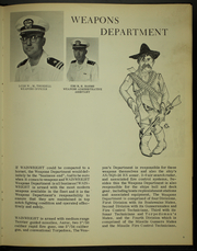 Page 13, 1969 Edition, Wainwright (DLG 28) - Naval Cruise Book online yearbook collection
