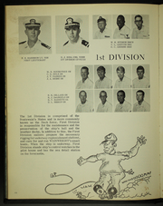 Page 14, 1969 Edition, Wainwright (DLG 28) - Naval Cruise Book online yearbook collection