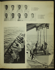 Page 15, 1969 Edition, Wainwright (DLG 28) - Naval Cruise Book online yearbook collection