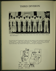 Page 16, 1965 Edition, Walke (DD 723) - Naval Cruise Book online yearbook collection