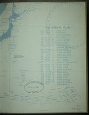 Page 3, 1965 Edition, Walke (DD 723) - Naval Cruise Book online yearbook collection