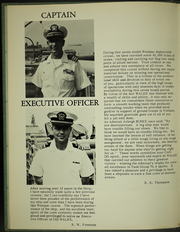 Page 8, 1965 Edition, Walke (DD 723) - Naval Cruise Book online yearbook collection