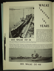 Page 10, 1968 Edition, Walke (DD 723) - Naval Cruise Book online yearbook collection