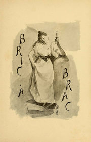 Page 12, 1892 Edition, Princeton University - Bric A Brac Yearbook (Princeton, NJ) online yearbook collection