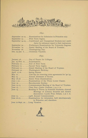 Page 15, 1892 Edition, Princeton University - Bric A Brac Yearbook (Princeton, NJ) online yearbook collection
