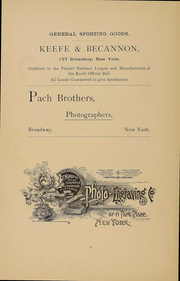Page 6, 1892 Edition, Princeton University - Bric A Brac Yearbook (Princeton, NJ) online yearbook collection