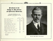Page 17, 1922 Edition, Princeton University - Bric A Brac Yearbook (Princeton, NJ) online yearbook collection