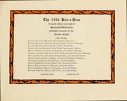 Page 5, 1926 Edition, Princeton University - Bric A Brac Yearbook (Princeton, NJ) online yearbook collection