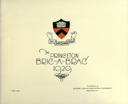 Page 11, 1929 Edition, Princeton University - Bric A Brac Yearbook (Princeton, NJ) online yearbook collection