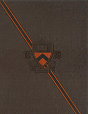 1938 Edition, Princeton University - Bric A Brac Yearbook (Princeton, NJ)