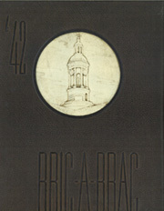 1942 Edition, Princeton University - Bric A Brac Yearbook (Princeton, NJ)