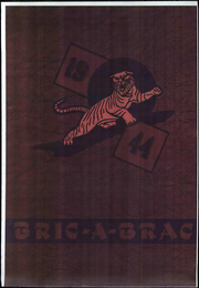 1944 Edition, Princeton University - Bric A Brac Yearbook (Princeton, NJ)