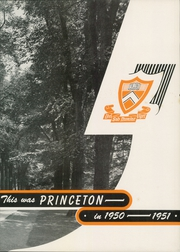 Page 13, 1951 Edition, Princeton University - Bric A Brac Yearbook (Princeton, NJ) online yearbook collection
