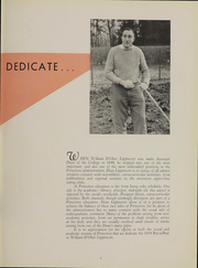 Page 10, 1954 Edition, Princeton University - Bric A Brac Yearbook (Princeton, NJ) online yearbook collection