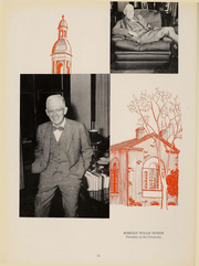 Page 13, 1954 Edition, Princeton University - Bric A Brac Yearbook (Princeton, NJ) online yearbook collection