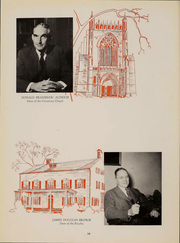 Page 15, 1954 Edition, Princeton University - Bric A Brac Yearbook (Princeton, NJ) online yearbook collection