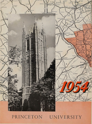Page 3, 1954 Edition, Princeton University - Bric A Brac Yearbook (Princeton, NJ) online yearbook collection
