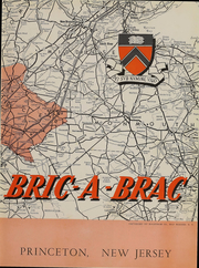 Page 4, 1954 Edition, Princeton University - Bric A Brac Yearbook (Princeton, NJ) online yearbook collection