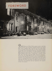 Page 7, 1954 Edition, Princeton University - Bric A Brac Yearbook (Princeton, NJ) online yearbook collection