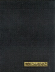 1960 Edition, Princeton University - Bric A Brac Yearbook (Princeton, NJ)