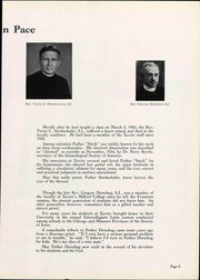 Page 15, 1955 Edition, Xavier University - Musketeer Yearbook (Cincinnati, OH) online yearbook collection