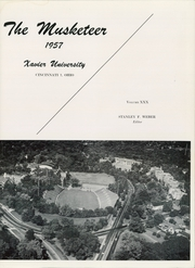 Page 7, 1957 Edition, Xavier University - Musketeer Yearbook (Cincinnati, OH) online yearbook collection