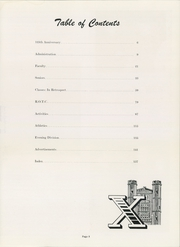Page 9, 1957 Edition, Xavier University - Musketeer Yearbook (Cincinnati, OH) online yearbook collection
