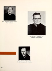 Page 15, 1960 Edition, Xavier University - Musketeer Yearbook (Cincinnati, OH) online yearbook collection