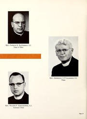 Page 16, 1960 Edition, Xavier University - Musketeer Yearbook (Cincinnati, OH) online yearbook collection