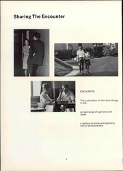 Page 10, 1968 Edition, Xavier University - Musketeer Yearbook (Cincinnati, OH) online yearbook collection