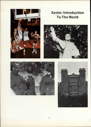 Page 16, 1968 Edition, Xavier University - Musketeer Yearbook (Cincinnati, OH) online yearbook collection