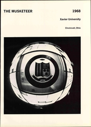 Page 3, 1968 Edition, Xavier University - Musketeer Yearbook (Cincinnati, OH) online yearbook collection