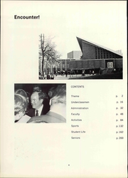 Page 6, 1968 Edition, Xavier University - Musketeer Yearbook (Cincinnati, OH) online yearbook collection