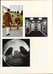 Page 9, 1968 Edition, Xavier University - Musketeer Yearbook (Cincinnati, OH) online yearbook collection
