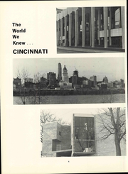 Page 12, 1969 Edition, Xavier University - Musketeer Yearbook (Cincinnati, OH) online yearbook collection