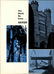 Page 14, 1969 Edition, Xavier University - Musketeer Yearbook (Cincinnati, OH) online yearbook collection