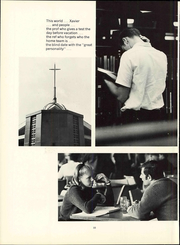 Page 16, 1969 Edition, Xavier University - Musketeer Yearbook (Cincinnati, OH) online yearbook collection