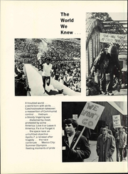 Page 8, 1969 Edition, Xavier University - Musketeer Yearbook (Cincinnati, OH) online yearbook collection