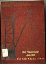 Page 1, 1962 Edition, Washburn (AKA 108) - Naval Cruise Book online yearbook collection