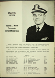 Page 7, 1962 Edition, Washburn (AKA 108) - Naval Cruise Book online yearbook collection