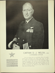 Page 13, 1955 Edition, Wasp (CV 18) - Naval Cruise Book online yearbook collection