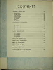 Page 15, 1955 Edition, Wasp (CV 18) - Naval Cruise Book online yearbook collection