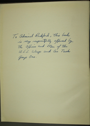 Page 6, 1955 Edition, Wasp (CV 18) - Naval Cruise Book online yearbook collection